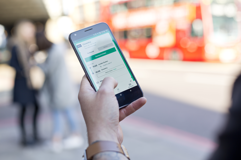 Bringing a desktop digital brand into the mobile era